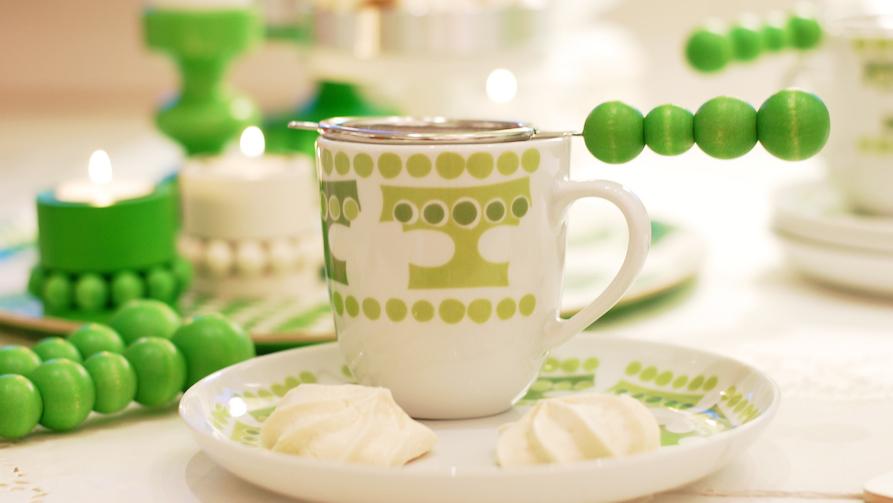 Aarikka Puisto sítko na sypaný čaj
