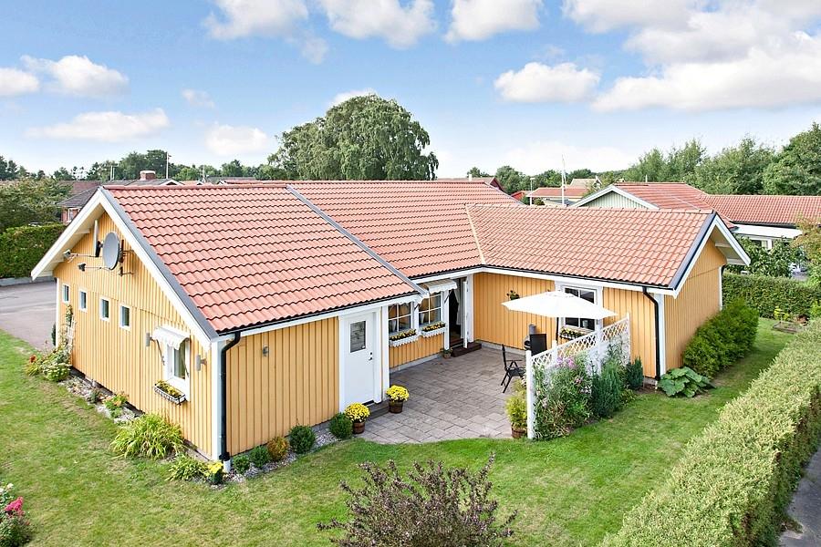 Švédská dřevostavba