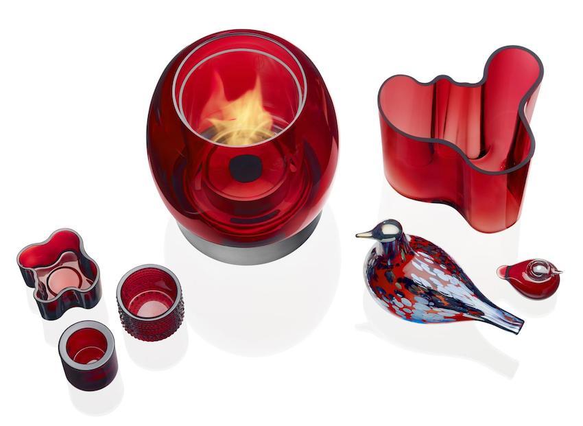 Iittala Cranberry brusinka kolekce