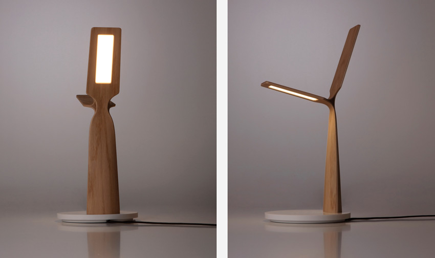 tunto-butterfly-stolni-lampa