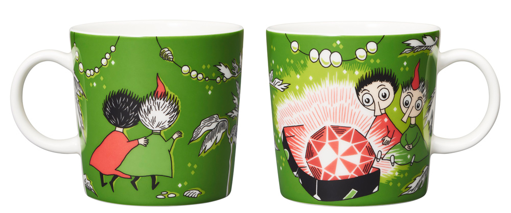 Moomin-mug-0,3L-Thingumy-and-Bob-green-1_JPG