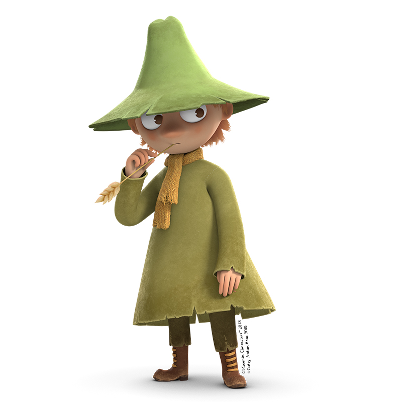 Snufkin-tv-series