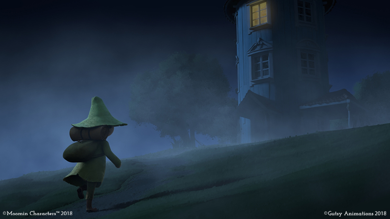 Snufkin_Moominhouse_Moominvalley-tv-series
